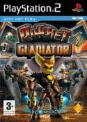 Ratchet: Gladiator PS2 packshot