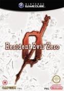 Resident Evil Zero Gamecube packshot