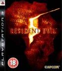 Resident Evil 5 PS3 packshot