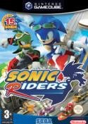 Sonic Riders Gamecube packshot