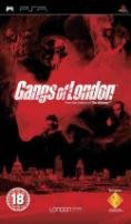 Gangs of London PSP packshot