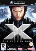 XMen The Official Game Gamecube packshot