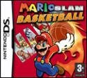 Mario Slam Basketball DS packshot