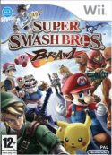 Super Smash Bros Brawl Wii packshot