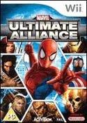 Marvel Ultimate Alliance Wii packshot