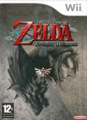 Zelda Twilight Princess Wii packshot