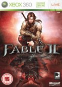 Fable 2 Xbox 360 packshot