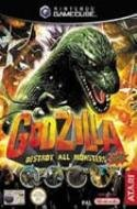 Godzilla Destroy All Monsters Melee Gamecube packshot
