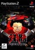 Akira Psycho Ball PS2 packshot