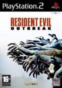 Resident Evil Outbreak PS2 packshot