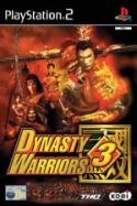 Dynasty Warriors 3 PS2 packshot
