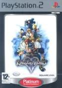 Kingdom Hearts 2 PS2 packshot