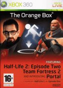Half Life 2 Orange Box Xbox 360 packshot