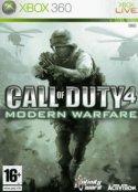 Call of Duty 4 Xbox 360 packshot