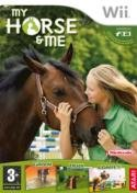 My Horse and Me Wii packshot