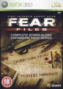 FEAR Files Xbox 360 packshot
