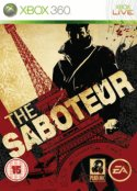 The Saboteur Xbox 360 packshot