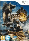 Monster Hunter Tri Wii packshot