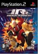 Iridium Runners PS2 packshot
