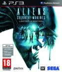 Aliens Colonial Marines PS3 packshot