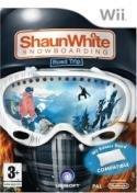 Shaun White Snowboarding Road Trip Wii packshot