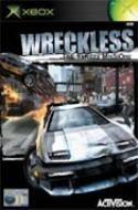 Wreckless Xbox packshot