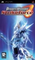 Dynasty Warriors Strikeforce PSP packshot