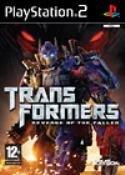 Transformers Revenge of the Fallen PS2 packshot
