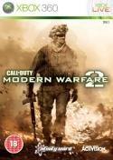 Modern Warfare 2 Xbox 360 packshot