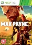 Max Payne 3 Xbox 360 packshot
