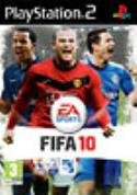 FIFA 10 PS2 packshot