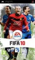 FIFA 10 PSP packshot