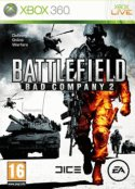 Battlefield Bad Company 2 Xbox 360 packshot