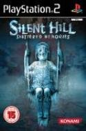 Silent Hill Shattered Memories PS2 packshot