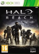 Halo Reach Xbox 360 packshot