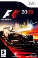 F1 2009 Wii packshot