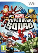 Marvel Super Hero Squad Wii packshot