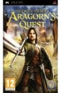 LOTR Aragorns Quest PSP packshot