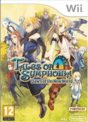Tales of Symphonia Dawn of the New World Wii packshot
