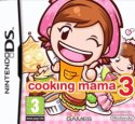 Cooking Mama 3 DS packshot