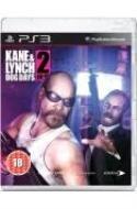 Kane and Lynch 2 Dog Days PS3 packshot