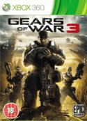 Gears of War 3 Xbox 360 packshot