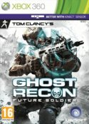 Ghost Recon Future Soldier Xbox 360 packshot