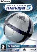 Championship Manager 5 PC packshot