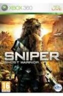 Sniper Ghost Warrior Xbox 360 packshot