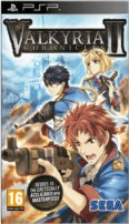 Valkyria Chronicles 2 PSP packshot