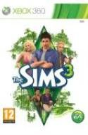 The Sims 3 Xbox 360 packshot
