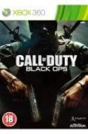 Call of Duty Black Ops Xbox 360 packshot