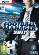 Football Manager 2011 PC packshot