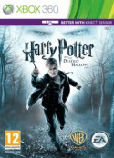 Harry Potter and the Deathly Hallows Xbox 360 packshot